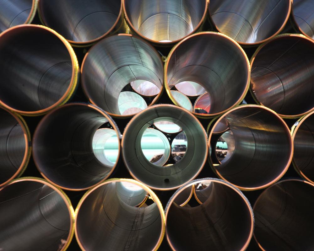 Sheet Piling - Pipe & Piling Supplies LTD